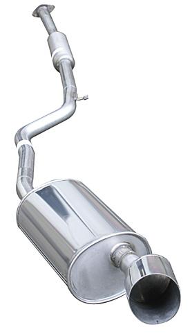 Rennsportauspuff Citroen Saxo ab 2000