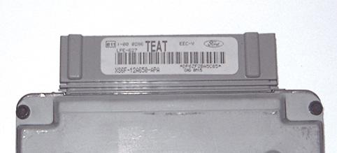 Zusatzsteuergerät Ford Saugmotore