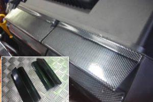 Carbondesign Luftfiltergehäuseabdeckung Ford Focus 2 ST