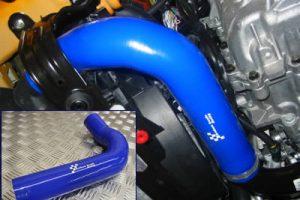 Silikonschlauch blau Ladeluftkühler Ford Focus 2 ST