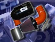 Ansaugkit komplett mit Konus-Sportluftfilter Ford Focus 2 ST 225