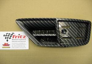 Carbonlook Stoßfängereinlage hinten Ford Fiesta ST 150/S