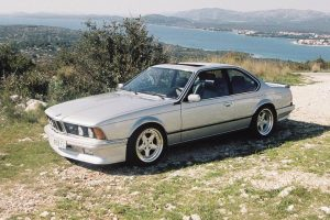 Powerflex Buchsensatz komplett BMW 5/6 E24/28