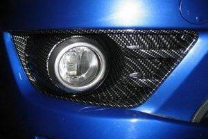 Carbonlook Stoßfängereinlage vorn Ford Fiesta ST 150/S