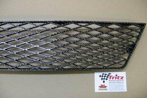 Carbonlook Kühlergrill unten Ford Fiesta ST 150/S
