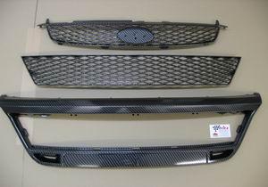 Carbondesign Kit aussen Ford Fiesta ST 150/S vorn und hinten