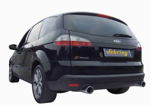 Sportendschalldämpferanlage Sebring Ford S-MAX 2,5