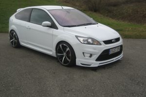 Frontspoiler Ford Focus 2 ST ab 2008