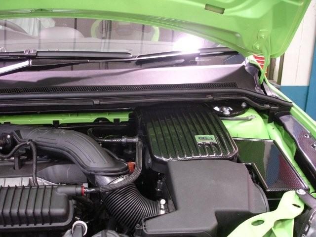 Carbondesign Batterieabdeckung Ford Focus 2 RS/3 RS