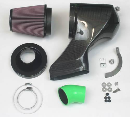 Ansaugkit kompl. GGR Kunststoff Ford Focus 2 RS