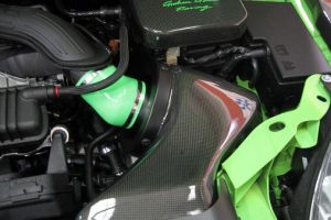 Ansaugkit kompl. GGR Carbon Ford Focus 2 RS