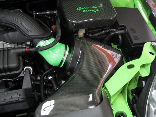 Ansaugkit kompl. GGR Carbon Ford Focus 2 RS