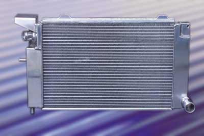Alu Hochleistungs Wasserkühler Ford Escort RS Cosworth
