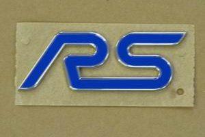 RS Emblem Original