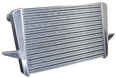 Alu Hochleistungs Ladeluftkühler Mini R53 Kompressor