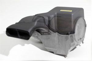 Airbox vergrössertes Luftfiltergehäuse Mountune Ford Focus 2 RS