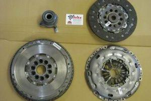 Bausatz Kupplung RS mit Schwungscheibe kompl. Ford Focus 2 RS/ST