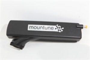 Ansaugkammer Aluminium schwarz Mountune Ford Focus 2 ST/RS/Volvo