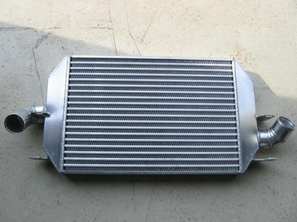 Alu Hochleistungs Ladeluftkühler Ford Focus 2 RS ab 2009 Alicool