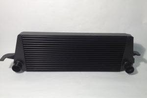 Aluminium Ladeluftkühler Aufpreis für Lackierung schwarz