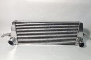 Alu Hochleistungs Ladeluftkühler Ford Focus 3 ST 250 Alicool sil