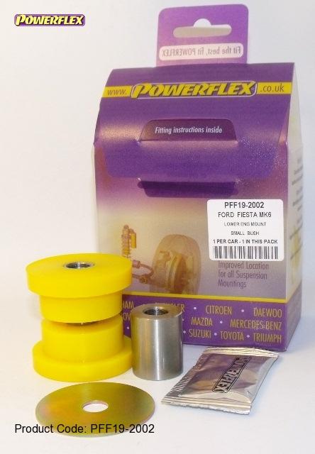 Powerflex Buchse Drehmomentstütze klein Fiesta 6/ST/Fusion/ST180