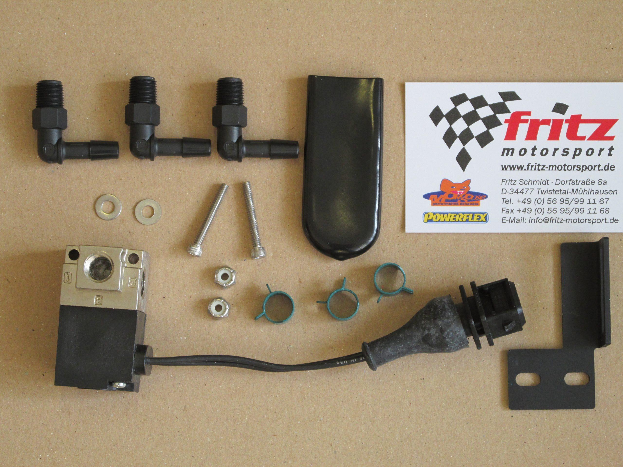 Ladedruckregelventil HD Bausatz Ford Focus 2 ST/RS/Mondeo/S-MAX/