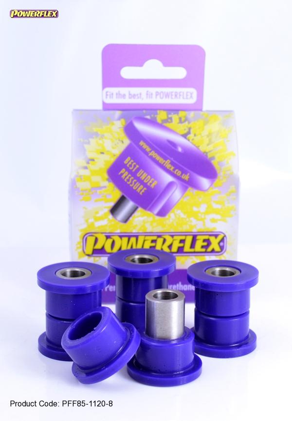 Powerflex Buchse Lenkgetriebe vorn 8 mm Bolzen VW T 4 91-94
