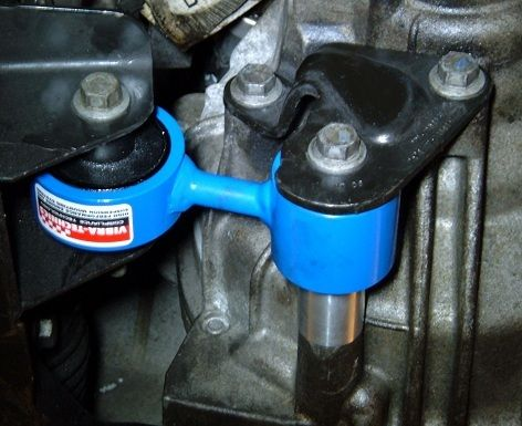 Drehmomentstütze vorn unten Vibra T.Ford Fiesta ST 150 2,0