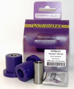 Powerflex Buchse vord. Querlenker vorn Peugeot 205 und 309 GTI