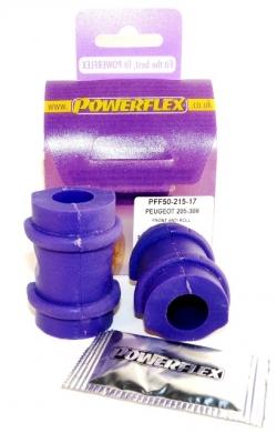 Powerflex Buchse Stabilisator vorn 17mm Peugeot 205 und 309 GTI