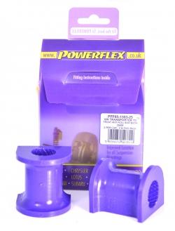 Powerflex Buchse Stabilisator vorn 25mm VW T 5