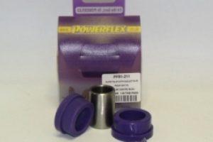 Powerflex Buchse Wattgestänge hinten mittlere Haltebuchse