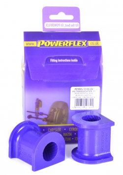 Powerflex Buchse Stabilisator hinten zum Chassis 24mm VW T 5