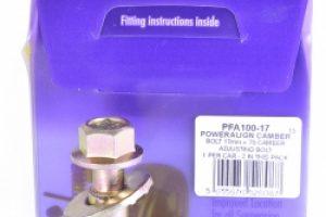 Satz Spezialbolzen zur Sturzeinstellung 17mm