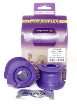 Powerflex Buchse Stabilisator vorn 22 mm Ford Escort 3/4