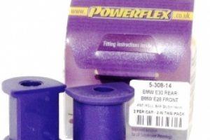 Powerflex Buchse Stabilisator hinten BMW 3 E30/Z3/Z1