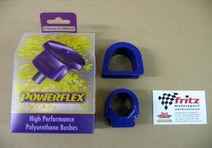 Powerflex Buchse Buchsenkit Lenkgetriebe Ford Escort 3/4
