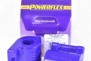 Powerflex Buchse Stabilisator vorn 20mm Citroen C2 C3