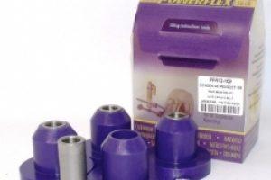 Powerflex Buchse Hinterachsträger Citroen Saxo/AX