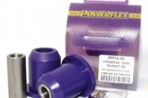 Powerflex Buchse Querlenker vorn Citroen Saxo/AX