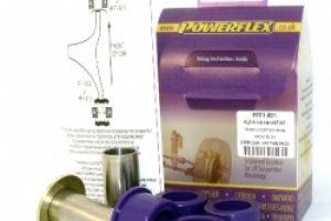 Powerflex Buchse Satz vorn kompl. 145/146/155