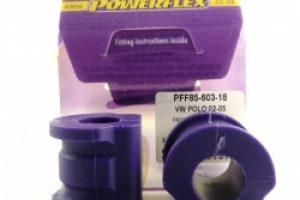 Powerflex Buchse Stabilisator vorn 17.5 mm Polo 6R