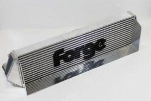 Alu Hochleistungs Ladeluftkühler Forge Focus 3 ST 250 Kit silber