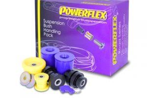 Powerflex Werkstattbuchsensatz Ford Focus 1 ST170/RS