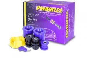 Powerflex Werkstattbuchsensatz Ford Focus 2 / 3 /ST/RS