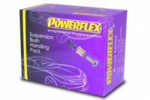 Powerflex Werkstattbuchsensatz Citroen C 2 (2003-2009)