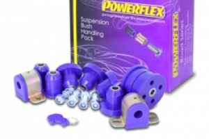Powerflex Werkstattbuchsensatz Citroen Saxo (1996-2003)