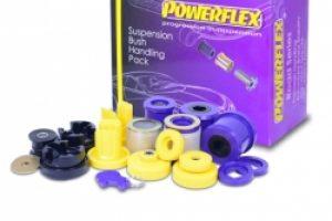 Powerflex Werkstattbuchsensatz Mini Countryman 4 WD (2010-2015)