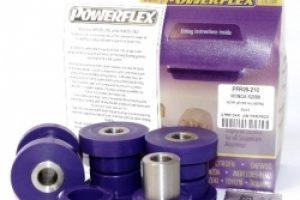 Powerflex Buchsensatz hinten kompl. Honda S 2000